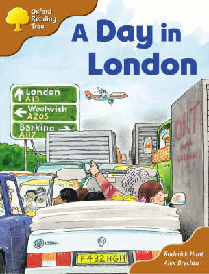 Oxford Reading Tree: Stage 8: Storybooks: a Day in London by Roderick Hunt