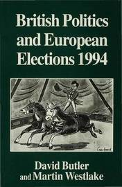 British Politics and European Elections 1994 image