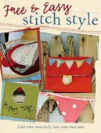 Free & Easy Stitch Style by Poppy Treffry