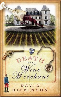 Death of a Wine Merchant by David Dickinson image