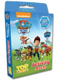 Top Trumps: Paw Patrol - Activity Pack