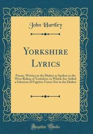 Yorkshire Lyrics by John Hartley image