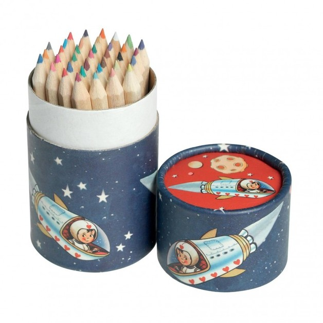 Spaceboy Colouring Pencils (Set of 36)