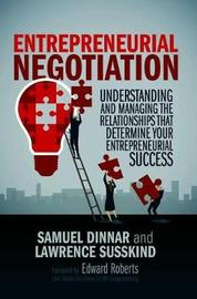 Entrepreneurial Negotiation by Samuel Dinnar