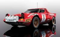 Scalextric: Lancia Stratos - Tour de Corse - Rally de France 1975