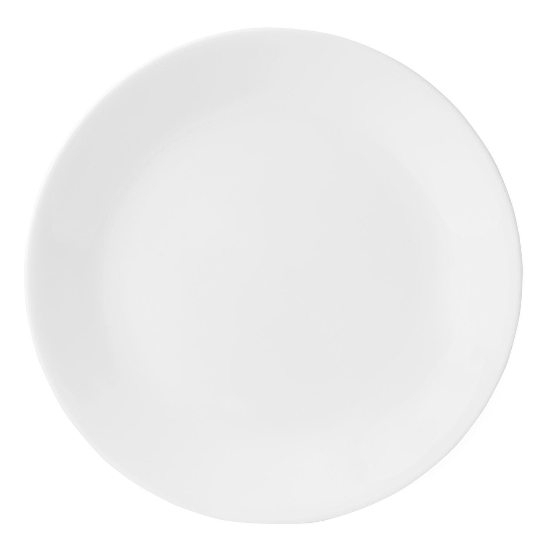 Corelle Livingware: 16 Piece Dinner Set - Winter Frost White image