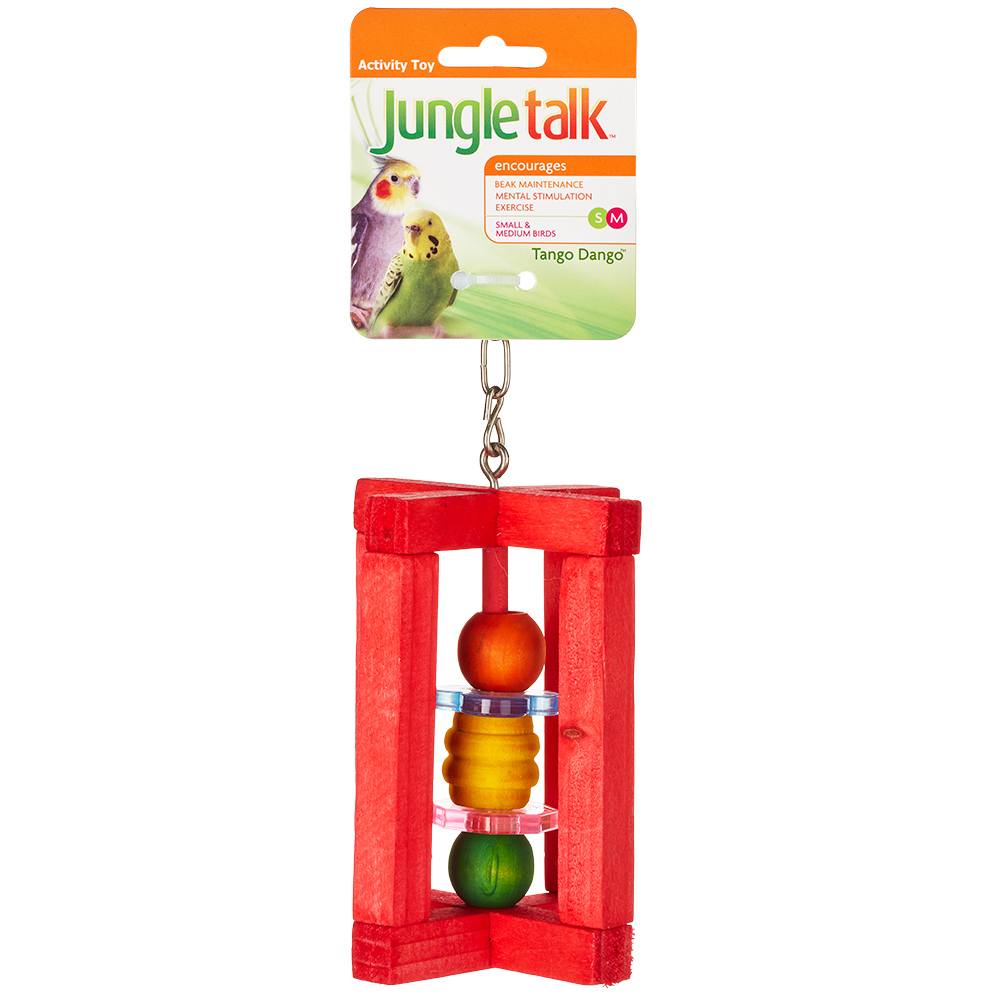 Jungle Talk: Tango Dango image