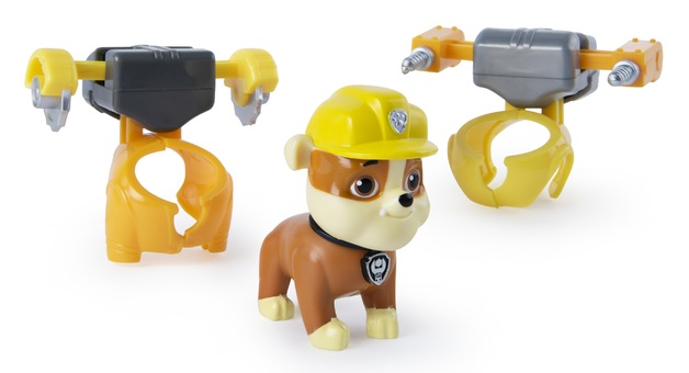Paw Patrol: Action Pack Pups - Multi-Pack Rubble