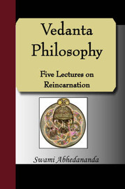 Vedanta Philosophy - Five Lectures on Reincarnation by Swami Abhedananda image