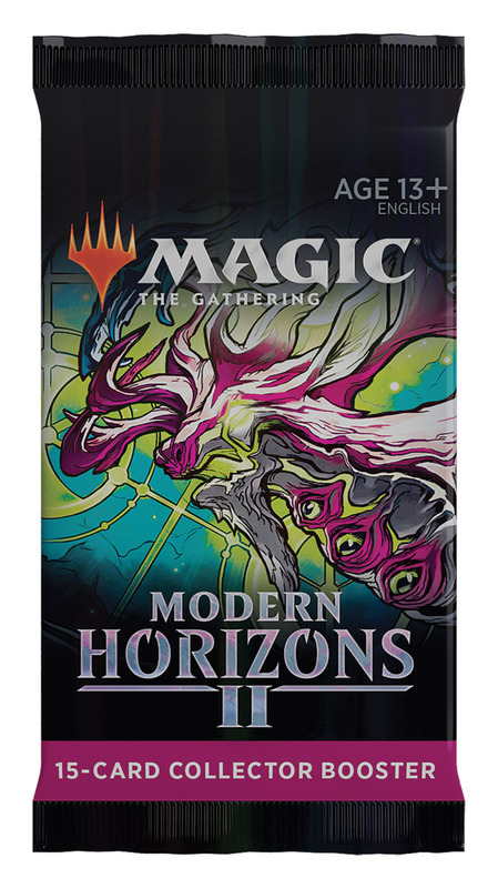 Magic The Gathering: Modern Horizons 2 Collector Booster (Single)