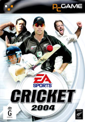 Cricket 2004 for PC