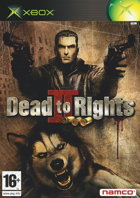 Dead to Rights II: Hell to Pay for Xbox