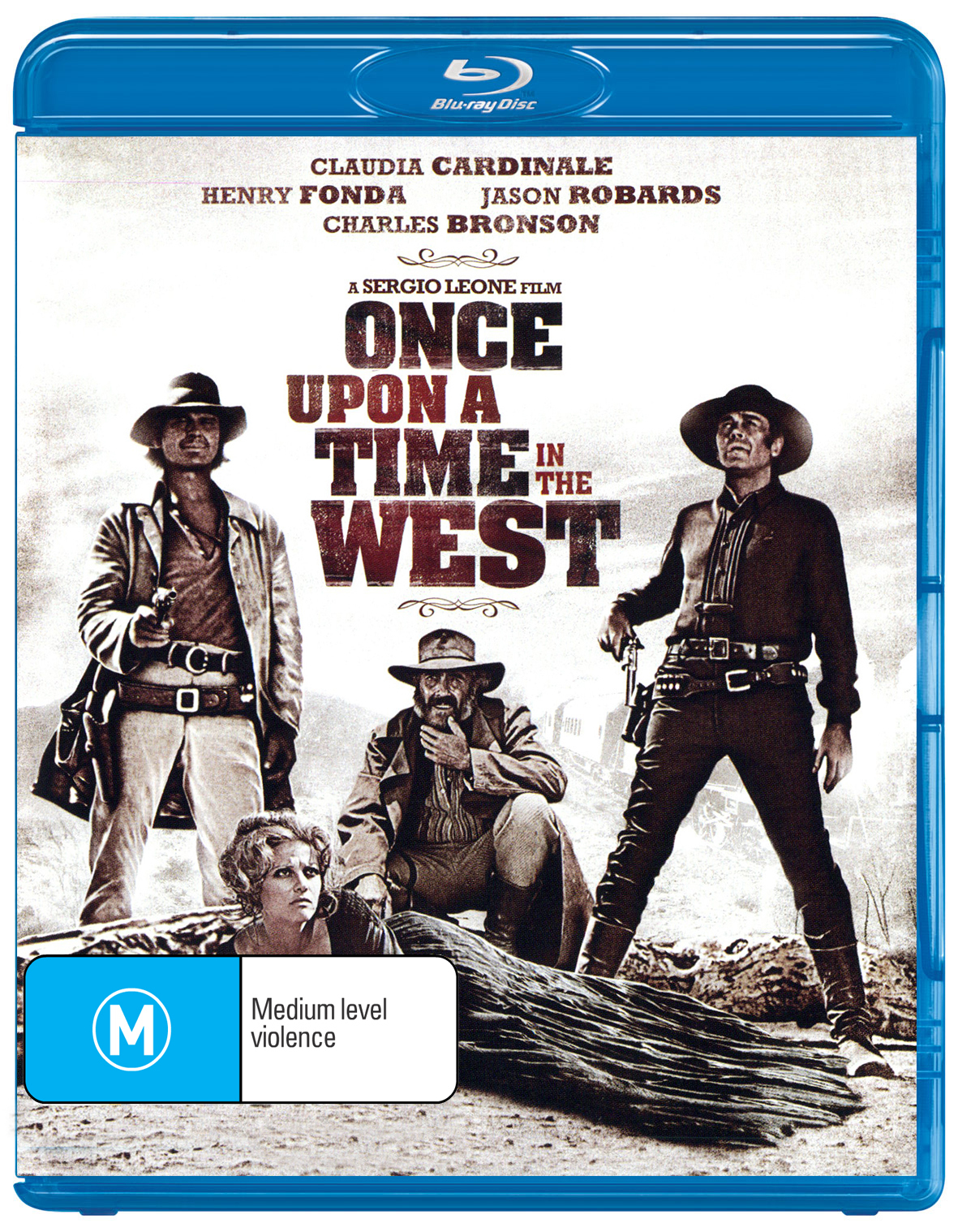 Once Upon A Time In The West on Blu-ray image