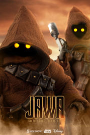 Star Wars - Jawa 1:6 Scale Figure Set