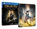 Deus Ex: Mankind Divided Day 1 Steelbook Edition for PS4