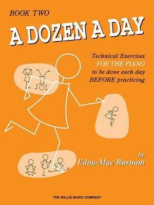 A Dozen a Day, Book 2 image