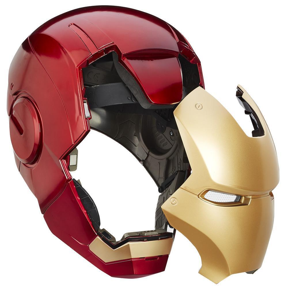 Marvel Legends: Iron Man - Electronic Helmet image