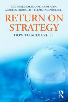 Return on Strategy by Michael Moesgaard image