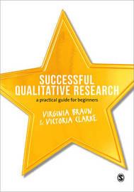 Successful Qualitative Research by Victoria Clarke