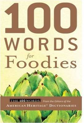 100 Words for Foodies image