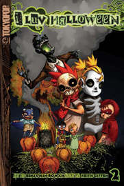 I Luv Halloween Volume 2 Manga by Keith Giffen image
