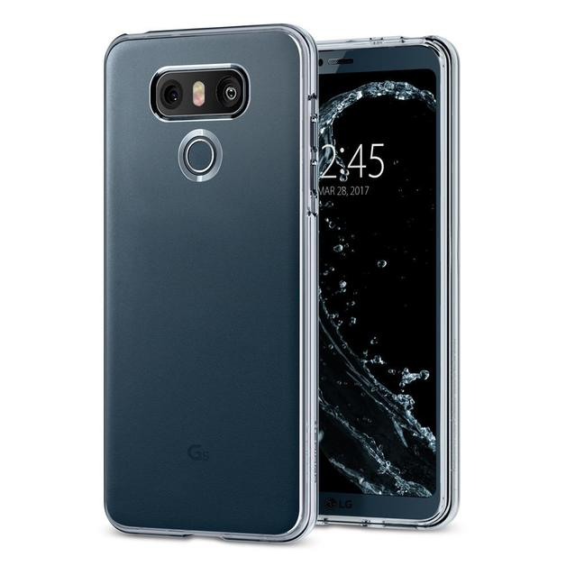 Spigen: LG G6 Liquid Crystal Case (Crystal Clear)