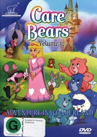 Care Bears - Vol. 12: Adventure in Wonderland on DVD image