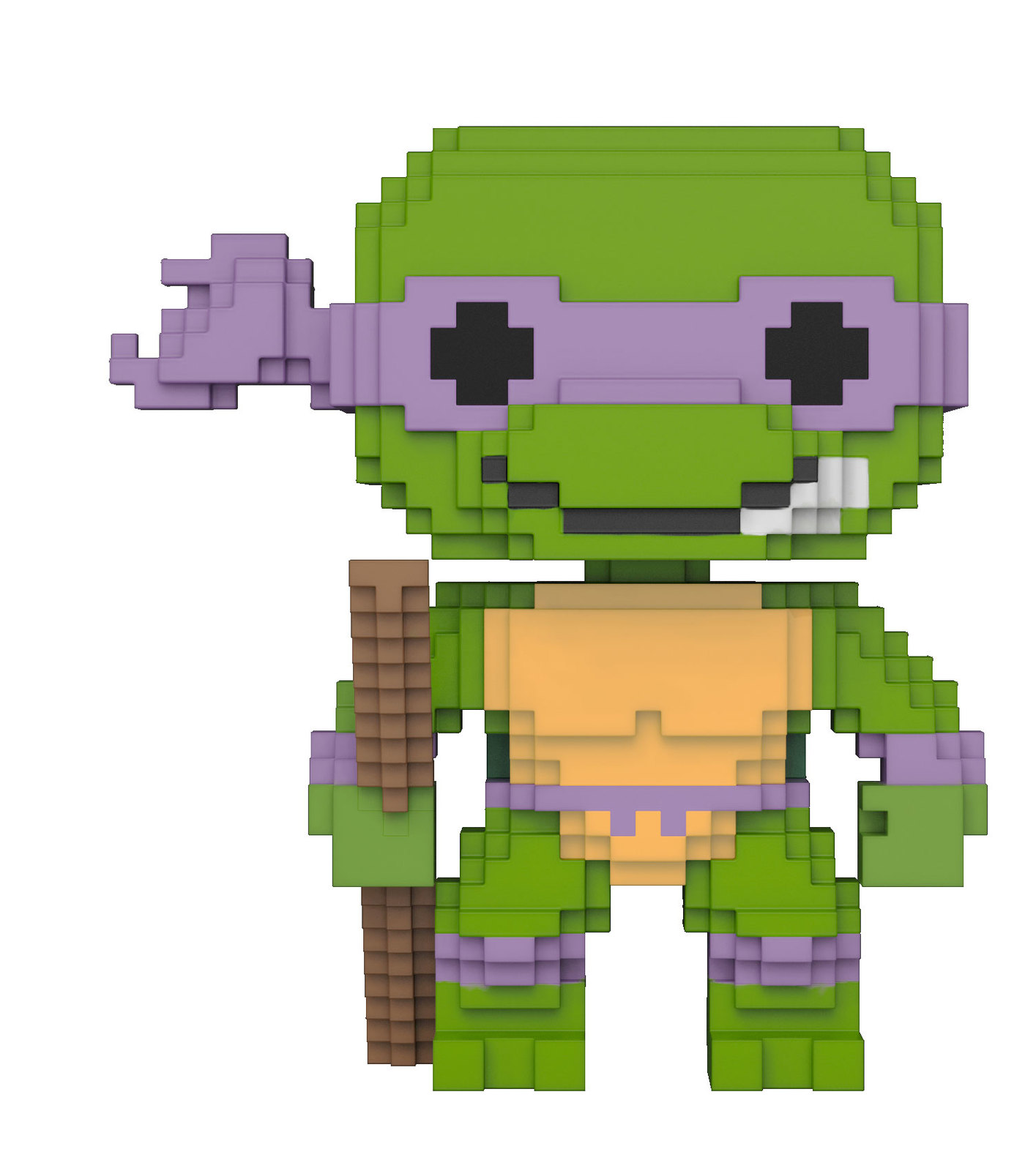 TMNT - Donatello (8-Bit) Pop! Vinyl Figure image