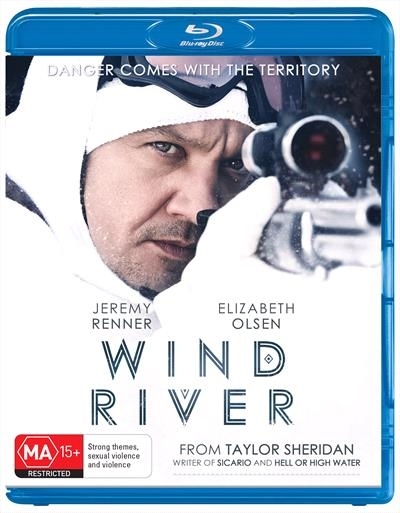 Wind River on Blu-ray