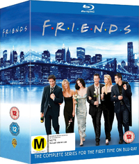 Friends - The Complete Series 1 - 10 on Blu-ray
