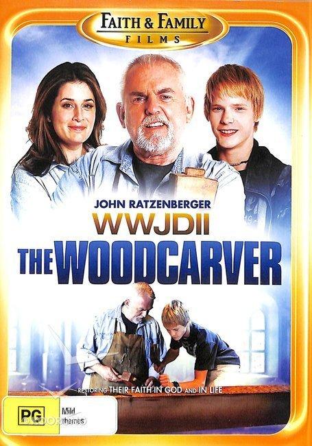 WWJD - The Wood Carver on DVD