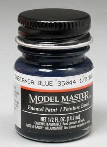 Testors: Enamel Paint - Insignia Blue (Flat)