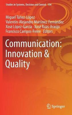 Communication: Innovation & Quality image