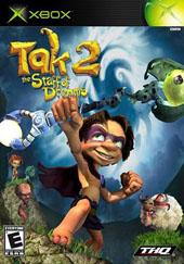 Tak 2: The Staff of Dreams for Xbox