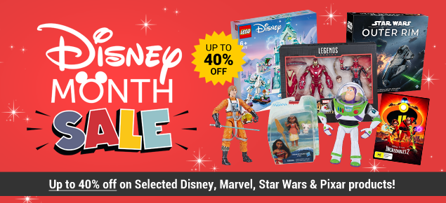 Disney Month Sale!