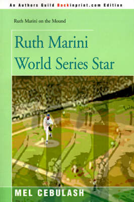 Ruth Marini World Series Star by Mel Cebulash image