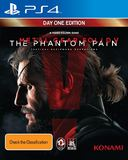 Metal Gear Solid V: The Phantom Pain Day One Edition for PS4