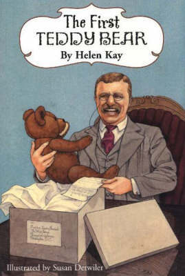 First Teddy Bear, 2nd Edition by Helen Kay image
