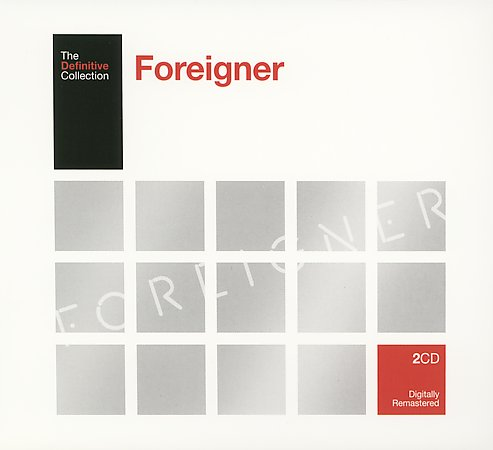The Definitive Collection by Foreigner image