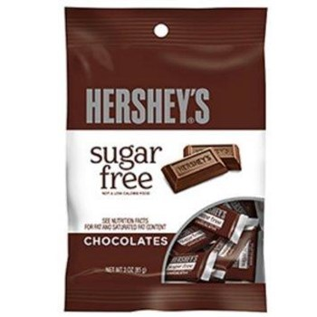 Hershey's Sugar Free Milk Chocolate (85gms)