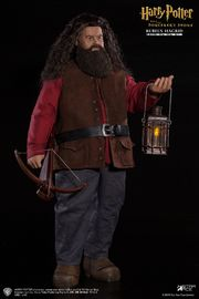 "Harry Potter - Rubeus Hagrid with Fang 15.75"" Figure"