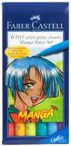 Faber Castell: Pitt Shojo Manga Artist Pens - 6 Pack