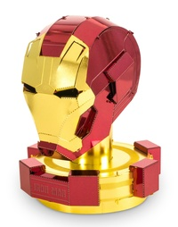 Metal Earth: Iron Man Helmet - Model Kit image