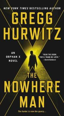 The Nowhere Man by Gregg Hurwitz image