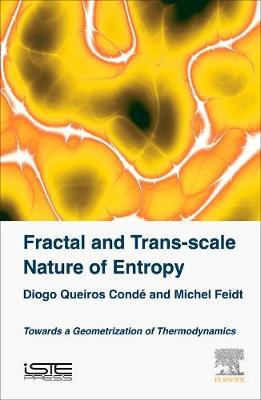 Fractal and Trans-scale Nature of Entropy by Diogo Queiros Conde