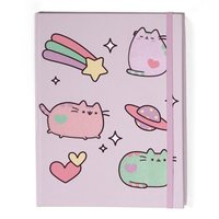 Pusheen the Cat - Pastel Journal