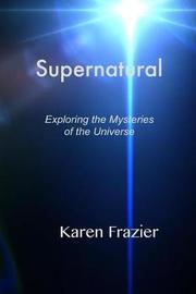 Supernatural by Karen Frazier