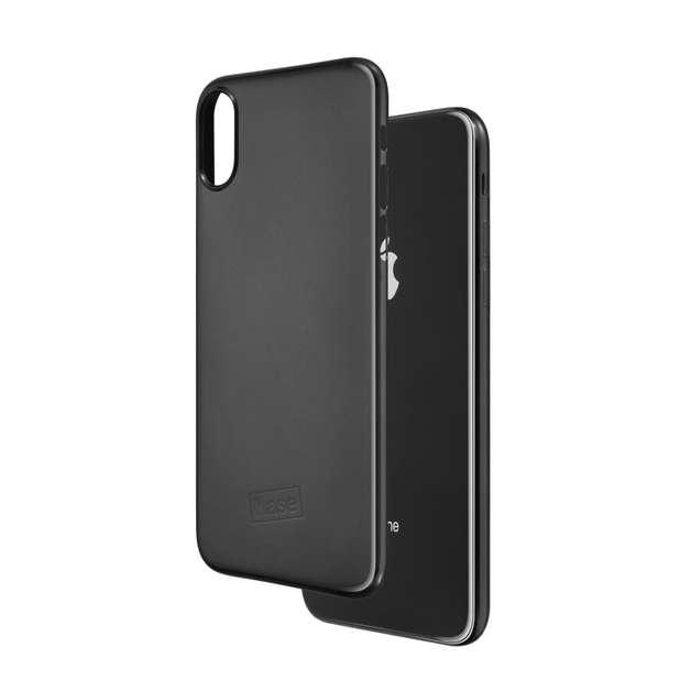 Kase Go Original iPhone X Slim Case- Black Magic