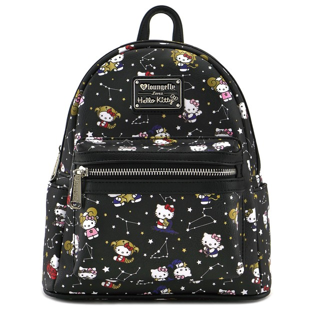 14577bd382e Loungefly  Hello Kitty - Zodiac Mini Backpack   Women s   at Mighty Ape NZ