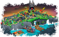 Fireball Island: The Curse of Vul-Kar - Board Game